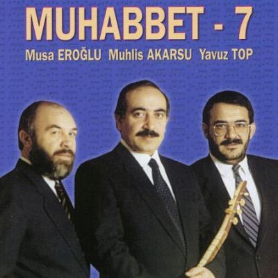 Muhabbet 7 (CD)