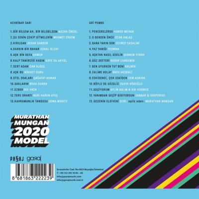 Murathan Mungan 2020 Model (2 CD) Murathan Mungan