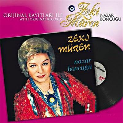 Nazar Boncuğu (CD)