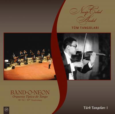 Necip Celal Andel Tüm Tangoları (CD)