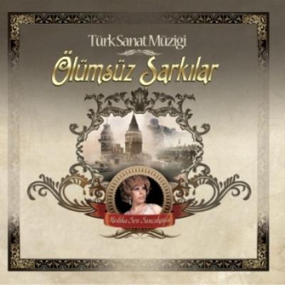 Ölümsüz Şarkılar Mediha Şen Sancakoğlu (Plak)