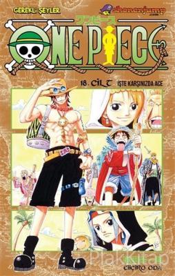 One Piece 18. Cilt
