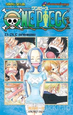One Piece 23. Cilt