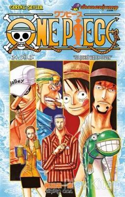 One Piece 34. Cilt