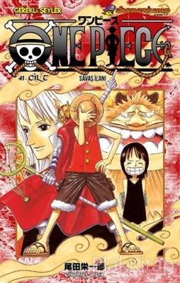 One Piece 41. Cilt