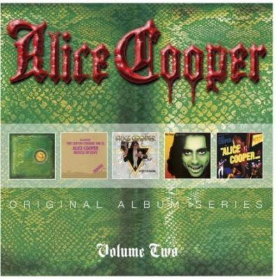 Alice Cooper Original Album Series Vol. 2 (5 CD)