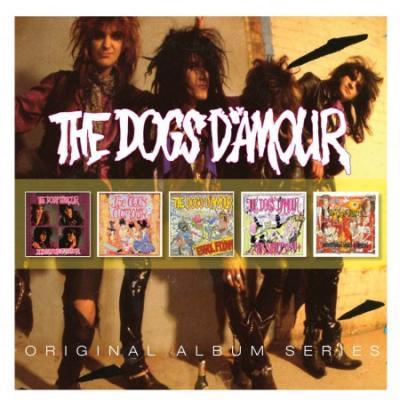 The Dogs D'Amour Original Album Series (5 CD)
