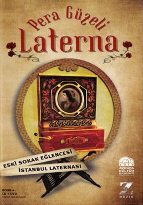 Pera Güzeli Laterna (CD+DVD+Kitap)