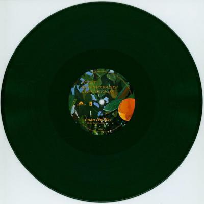 Violet Bent Backwards Over The Grass (Plak) Lana Del Rey