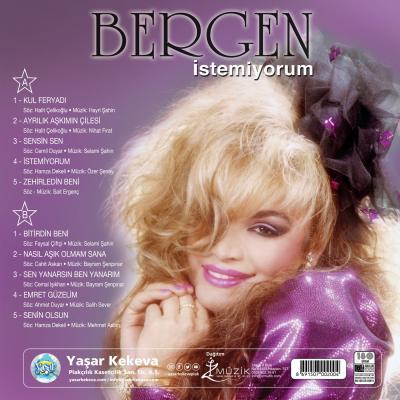 İstemiyorum (Plak) Bergen
