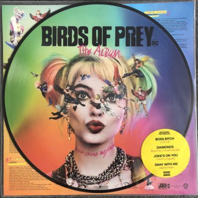 Birds Of Prey (The Album) (Picture Disc - Plak) Çeşitli Sanatçılar