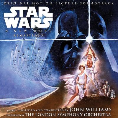 Star Wars A New Hope (2 Plak) John Williams