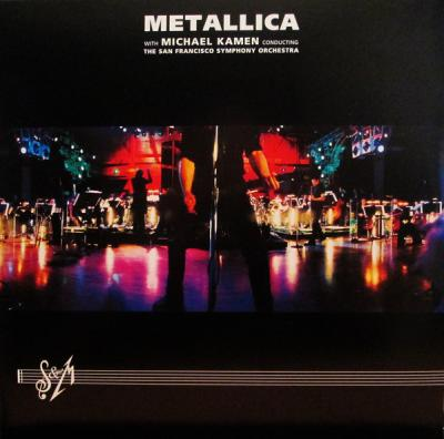 S & M (3 Plak) Metallica