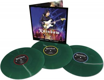 Memories In Rock - Live In Germany (3 Plak) Ritchie Blackmore