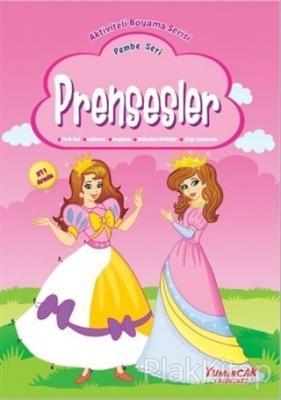 Prensesler Pembe Seri Kolektif