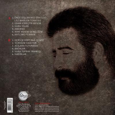 Resitaller 1 (Plak) Ahmet Kaya