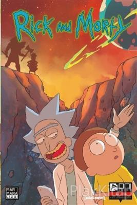 Rick and Morty 16