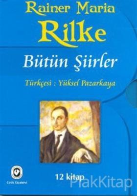 Rilke Bütün Şiirler (12 Kitap Takım)