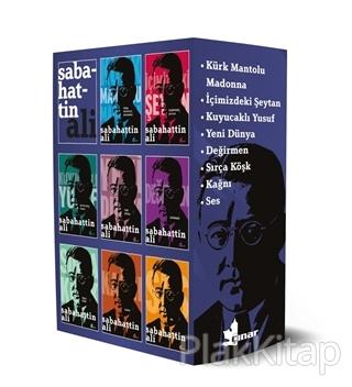 Sabahattin Ali Seti (8 Kitap Takım)