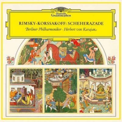 Rimsky-Korsakov: Scheherazade (Plak)