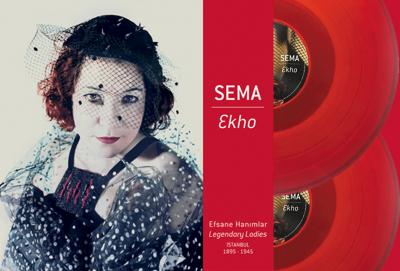 Ekho (Transparent Red Vinyl) (2 Plak)
