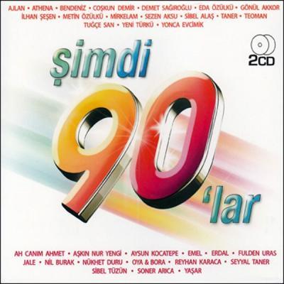 Şimdi 90'lar (2 CD)