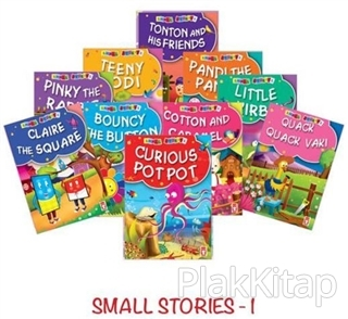 Small Stories - 1 (10 Kitap Takım)