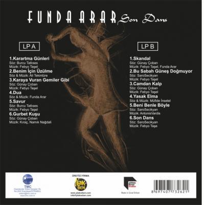 Son Dans (Plak) %12 indirimli Funda Arar