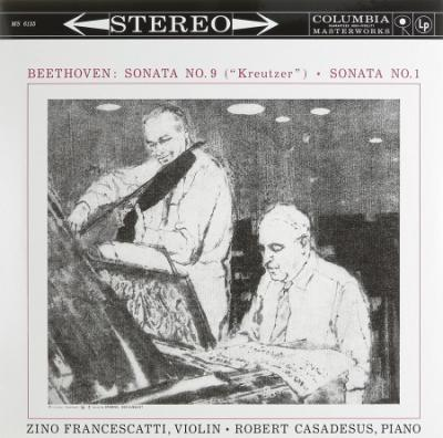 Beethoven Sonata No. 9 (Kreutzer) - Sonata No. 1 (Plak)