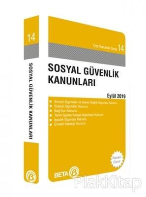 Sosyal Güvenlik Kanunları Eylül 2019