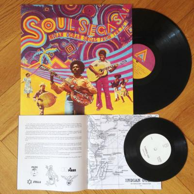 Soul Sega Sa ! Indian Ocean Segas From The 70's (2 Plak) Çeşitli Sanat