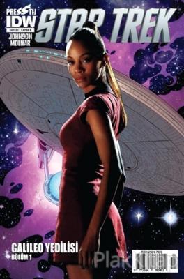 Star Trek Sayı: 3 - Kapak B