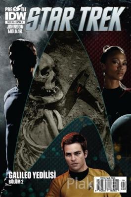 Star Trek Sayı: 4 - Kapak A