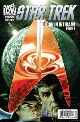Star Trek Sayı: 8 - Kapak A