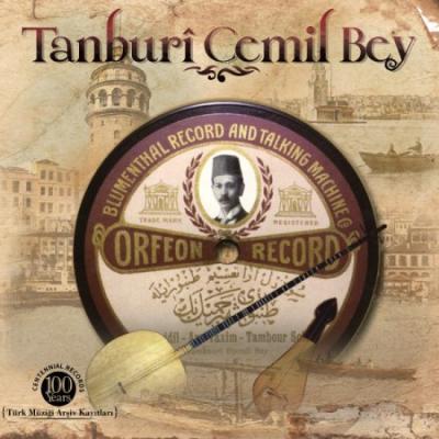 Tanburi Cemil Bey (Plak)