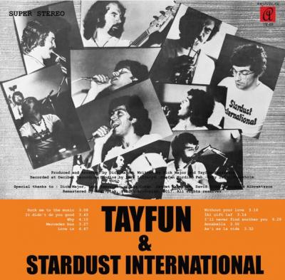 Tayfun / Stardust International (Plak) Tayfun