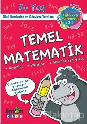 Temel Matematik - İlk Okul Eğlenceli Matematik Kolektif
