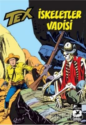 Tex Klasik Seri 11 : İskeletler Vadisi / El Muerto