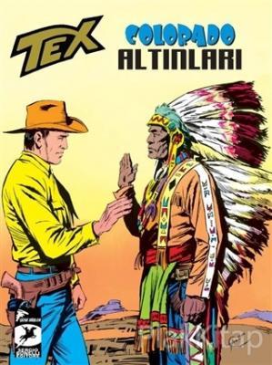 Tex Klasikler Seri 17 - Colorado Altınları / Grand Canyon