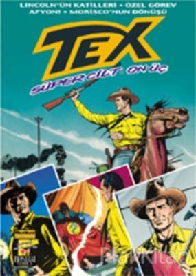 Tex Süper Cilt Sayı: 13