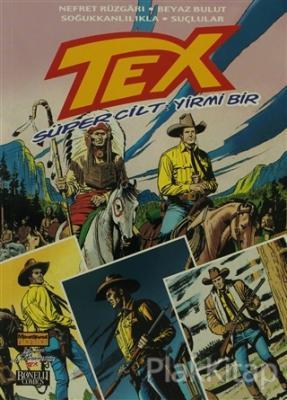 Tex Süper Cilt Sayı: 21