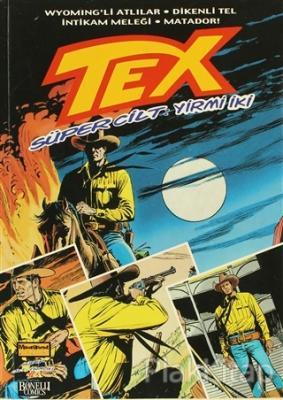 Tex Süper Cilt Sayı: 22