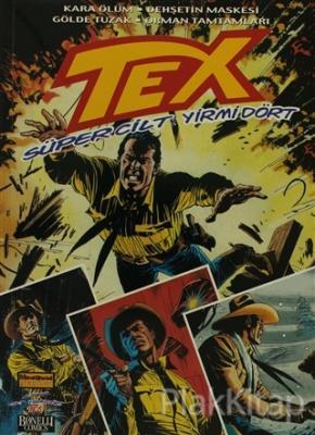 Tex Süper Cilt Sayı: 24