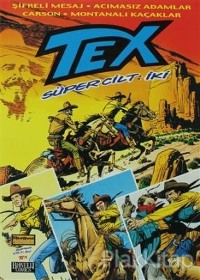 Tex Süper Cilt Sayı: 2