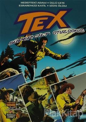 Tex Süper Cilt Sayı: 39