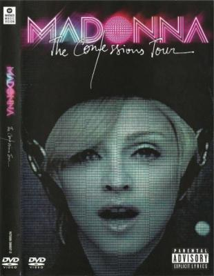 The Confessions Tour (DVD)