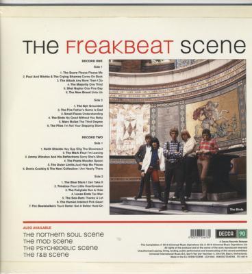 The Freakbeat Scene (2 Plak) Çeşitli Sanatçılar