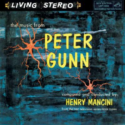The Music From Peter Gunn (Plak)
