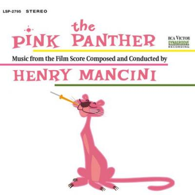 The Pink Panther (Plak)