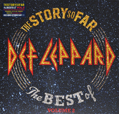The Story So Far The Best Of Def Leppard Volume 2 (2 Plak)
